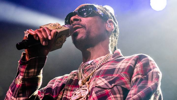 Snoop Dogg Indicates He's Open To Becoming A Sports Commentator