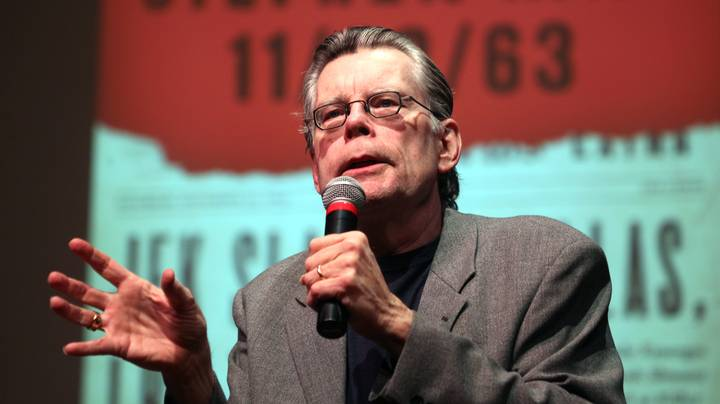 Another Sinister Stephen King Book Is Being Turned Into A Film