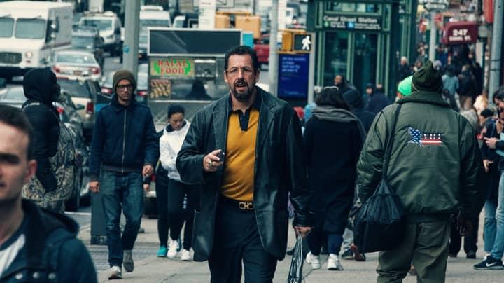 Adam Sandler's Uncut Gems Is Out On Netflix UK Today