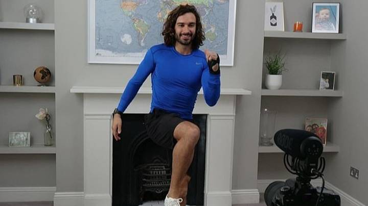 Joe Wicks Is Donating Everything Earned From His PE Videos To The NHS