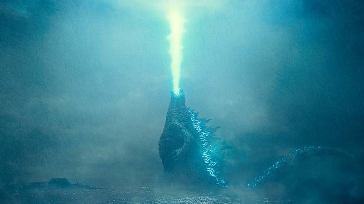 Artist Investigates How Godzilla Was Able to Stand In The Ocean In 'King Of The Monsters'
