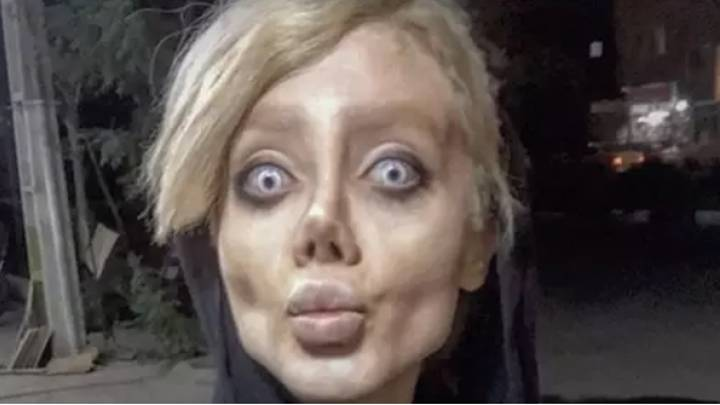 Iranian 'Zombie Angelina Jolie' Released On Bail Days After 10 Year Sentence, According To Reports