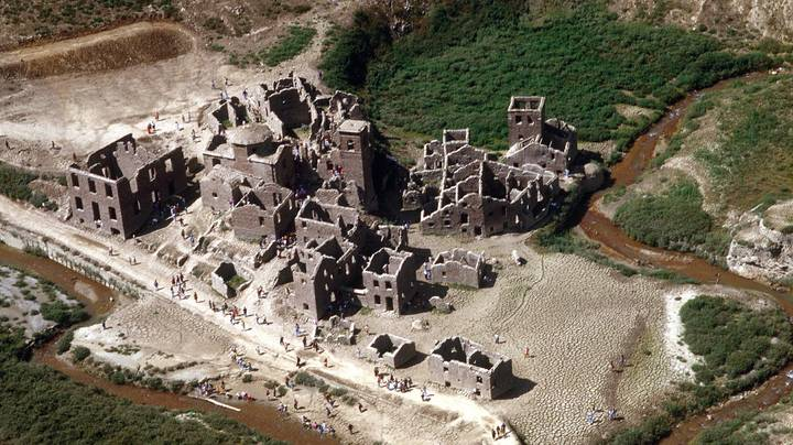 Sunken Medieval Italian Village Could Resurface From Lake
