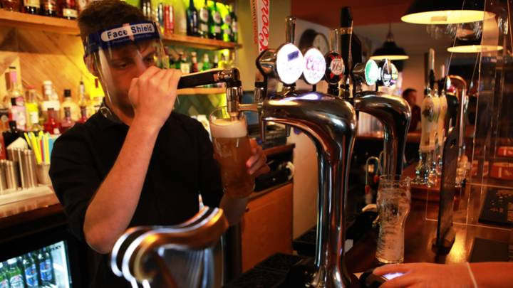 Pubs May Have To Close To Allow Schools To Open, Scientist Warns