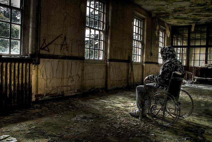 Meet The Lads Exploring Britain's Abandoned Mental Asylums