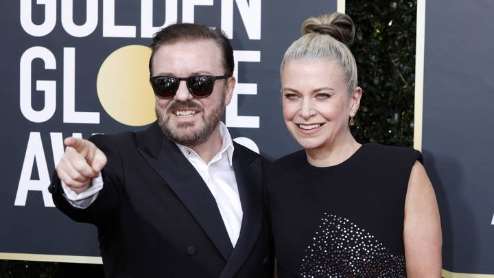 Ricky Gervais Shares Opening Joke He'd Use If He Was Hosting Oscars