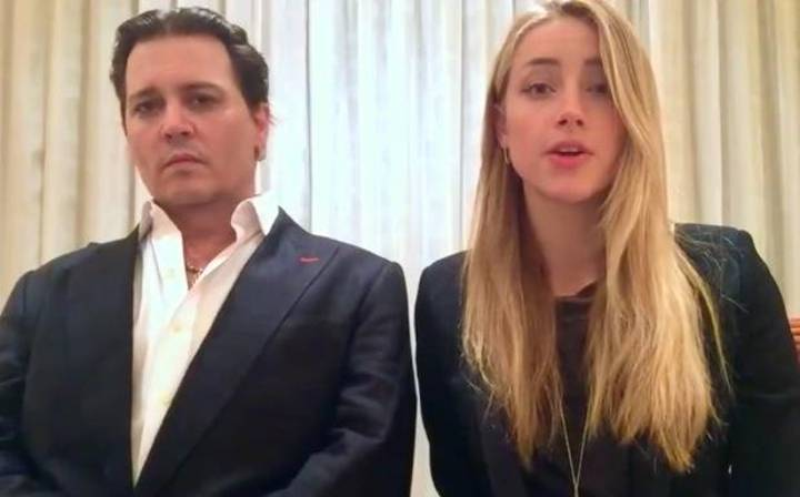 Jimmy Kimmel Added A Snapchat Filter To Johnny Depp And Amber Heard's Apology To Australia