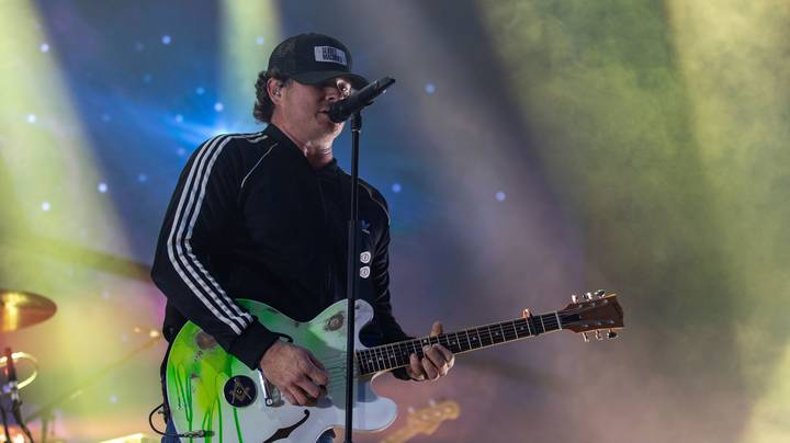 Tom DeLonge Reckons He'll Play With Blink-182 Again Some Day