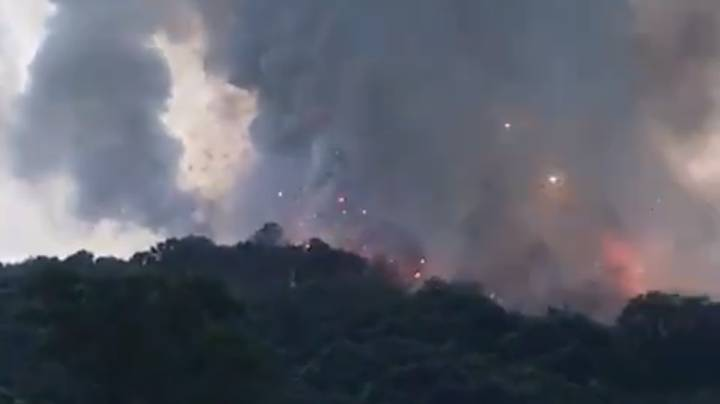 Two Dead And 73 Injured In Blast At Fireworks Factory In Turkey