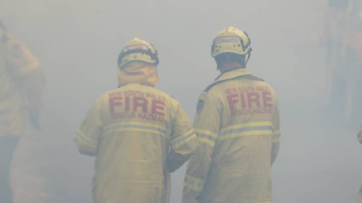 Two Volunteer Firefighters Have Died Battling Bushfires In New South Wales