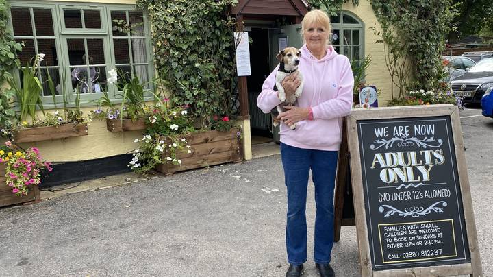 Landlady Bans Kids From Pub Saying Parents Can't Control Them