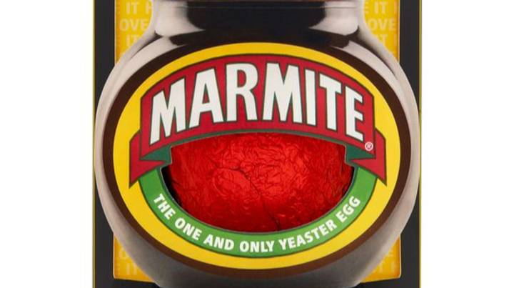 Love It Or Hate It, The Marmite Easter Egg Is Back