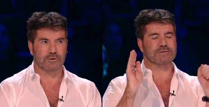 Simon Cowell's Mistake On 'X Factor' Leaves Fans Fuming