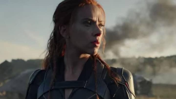 Marvel Fans Spot Ominous Infinity War Easter Egg In Black Widow Trailer