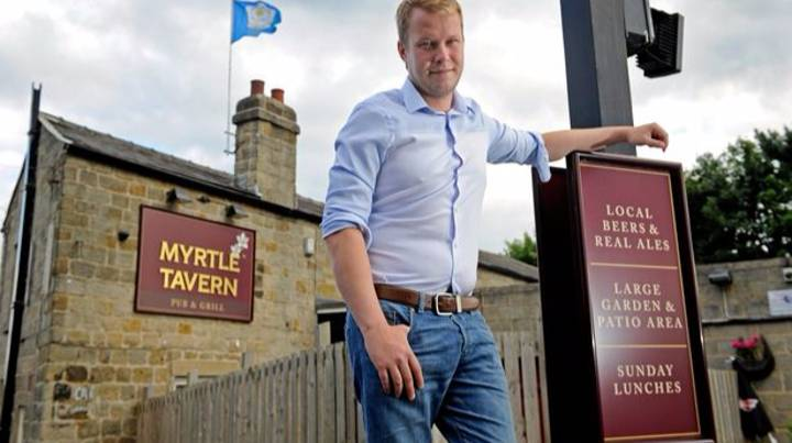 Pub Becomes One Of The First To Ban Smoking From Its Beer Garden