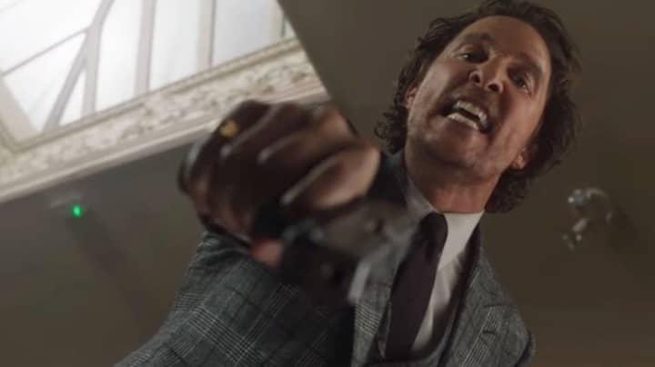 Trailer For Matthew McConaughey's New Film The Gentlemen Has Dropped