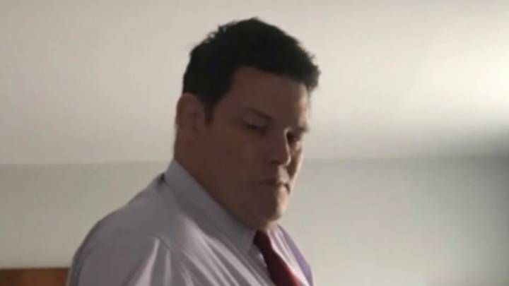 The Chase Star Mark Labbett Shows Off His Five Stone Weight Loss