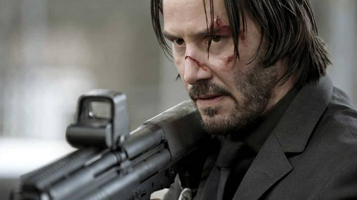 John Wick Series Named Keanu Reeves' Best Film Franchise