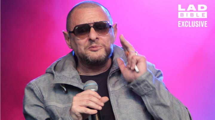 Shaun Ryder Doesn't Know If He's Seeing UFOs Or Having A 'Nervous Breakdown'