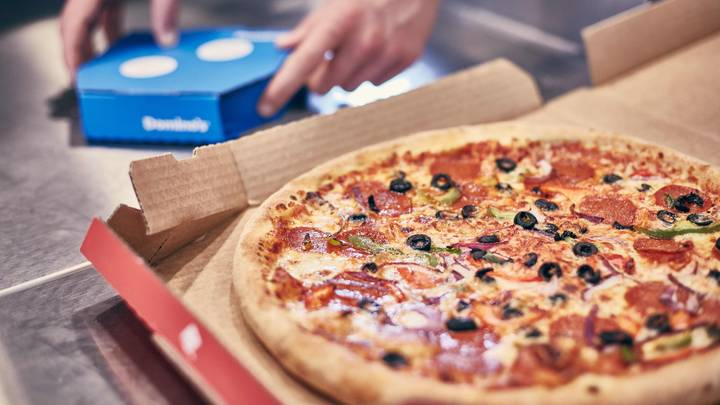 Dozens Of Domino's Stores To Offer Free Pizza To NHS Staff This Friday
