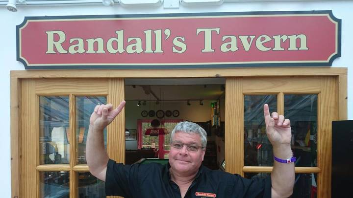 Ale Lover Spends Two Decades Transforming His Home Into A Pub