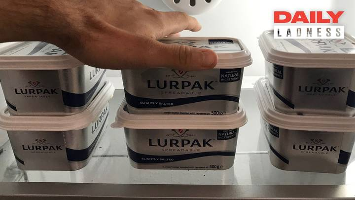 Lad Loses Fantasy Football Bet And Gets 'Lurpak' Sex Tattoo In Ibiza