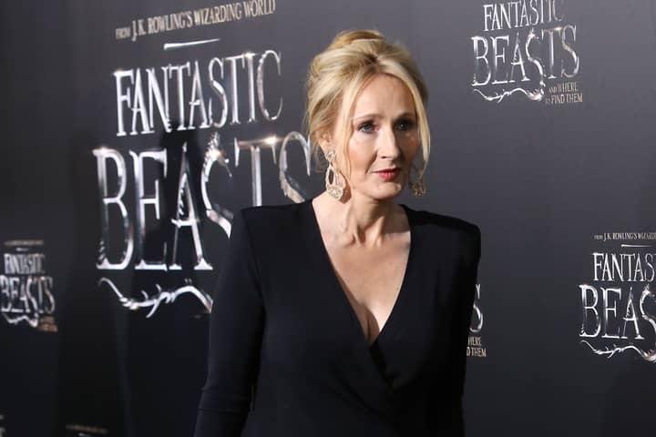 J.K. Rowling Reveals Big Clue About 'Fantastic Beasts' Plot