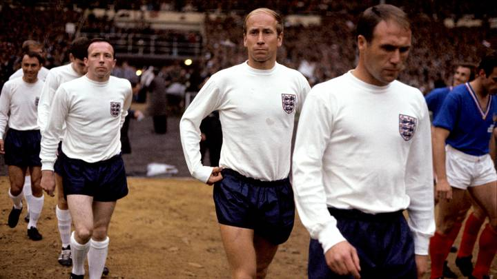 England World Cup Winner Sir Bobby Charlton Has Been Diagnosed With Dementia