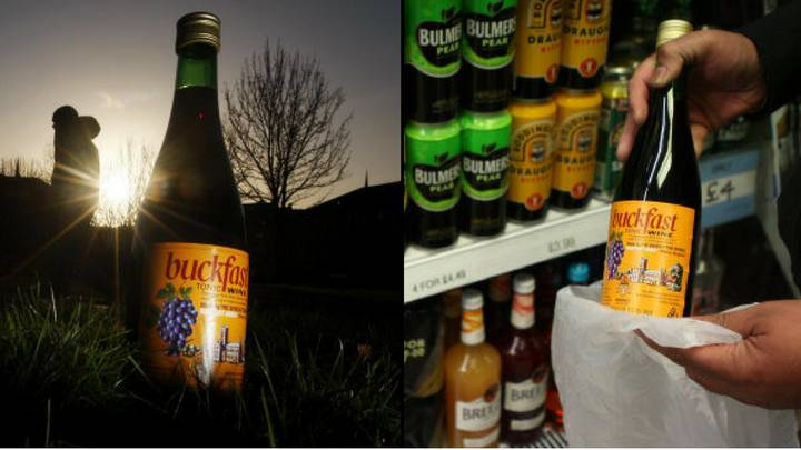 Buckfast Linked To Over 40 Percent Of Arrests In Scotland