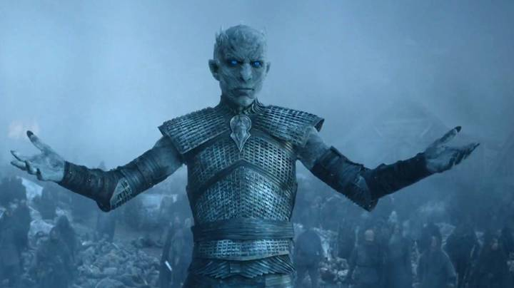 Game Of Thrones Writer Explains What The Night King's Symbol Means