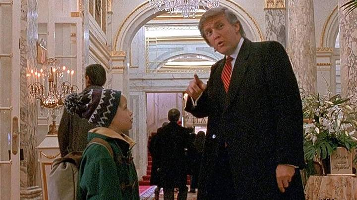 People Call For Donald Trump To Be Removed From Home Alone 2