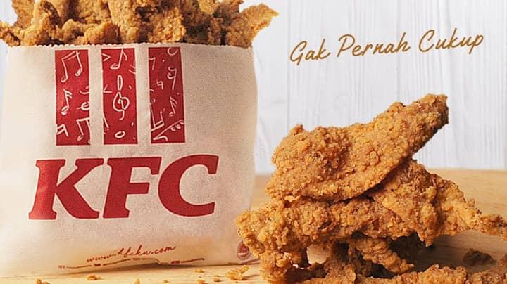 KFC Has Started Selling Chicken Skin Fries