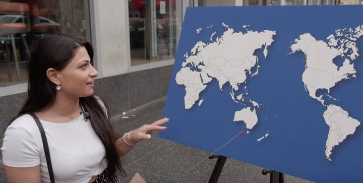 Jimmy Kimmel Asked Americans To Name Any Country On A Map And They Failed Miserably