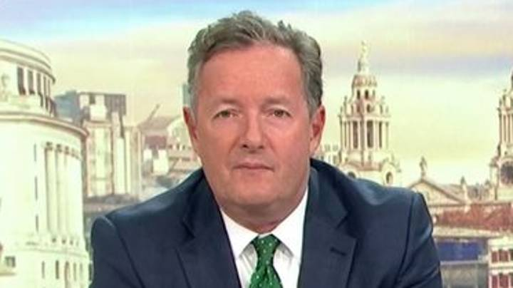 Piers Morgan Breaks His Silence After Quitting Good Morning Britain