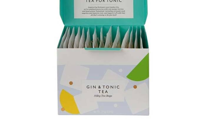 Gin And Tonic Tea Bags Exist And Life Is Now Officially Made