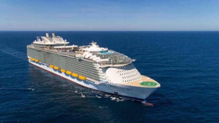 Royal Caribbean Passenger Falls Overboard To His Death