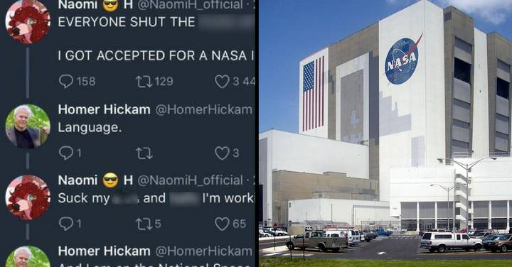 Intern Tweets 'Suck My D*** And B**** I Work For NASA' And 'Instantly Loses Dream Job'