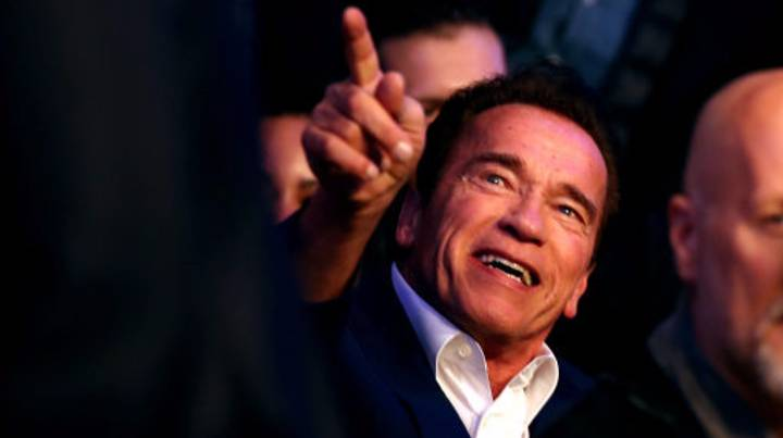 Arnold Schwarzenegger Goes In On Donald Trump For Climate Change Breakaway