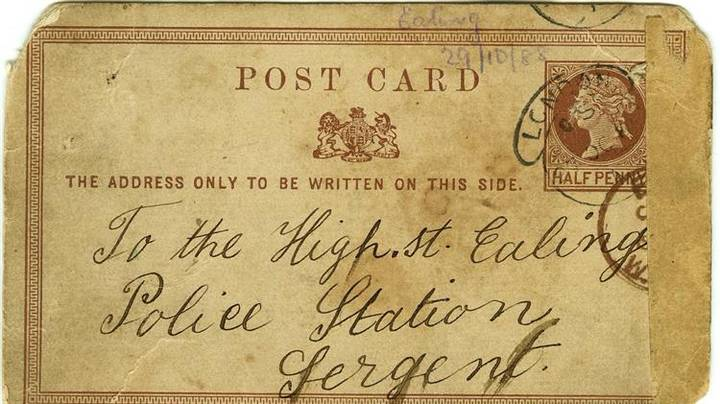 Letter Supposedly Written By Jack The Ripper To Go On Sale