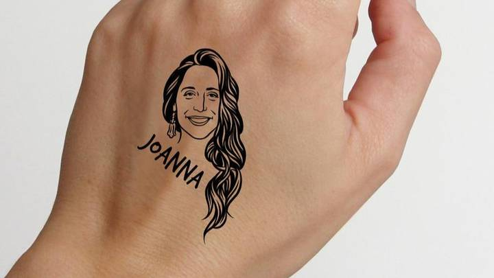 You Can Now Get Your Best Mate's Face Turned Into A Temporary Tattoo