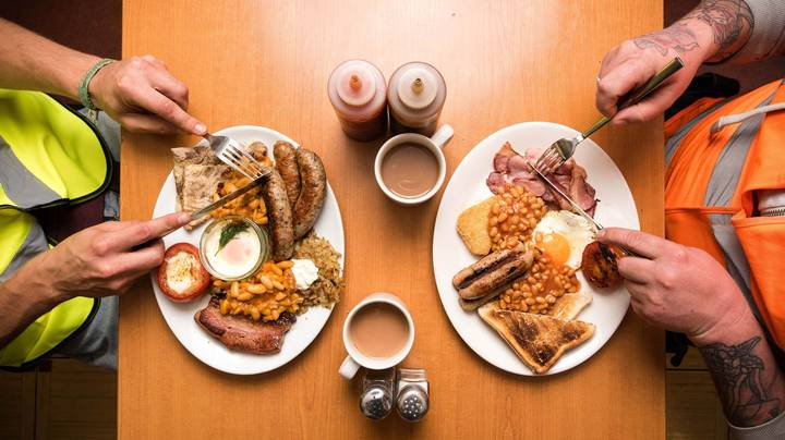 Welsh Cops Face Backlash From Vegans Over Picture Of English Breakfast