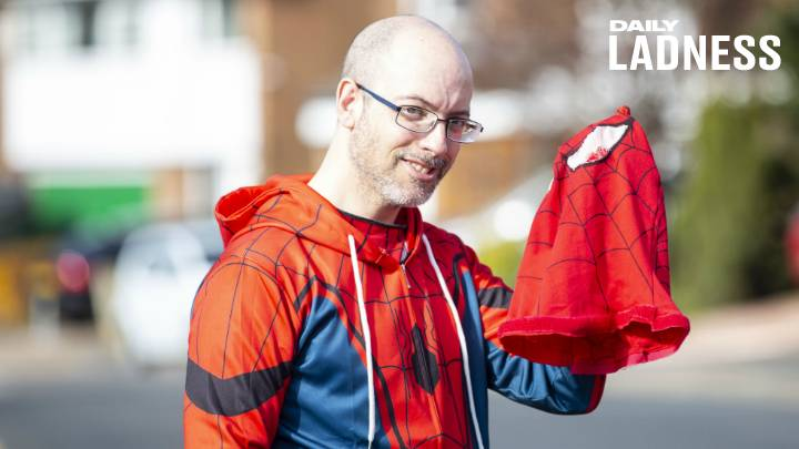 Martial Arts Instructors Cheer Kids Up By Roaming The Streets In Spider-Man Costumes