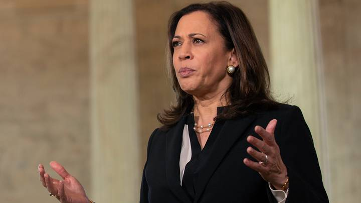 US Politician Claims Kamala Harris Could Be Impeached For Her Support Of BLM Protests
