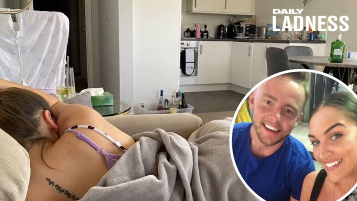 Football Commentator Films And Narrates His Girlfriend's Hangover