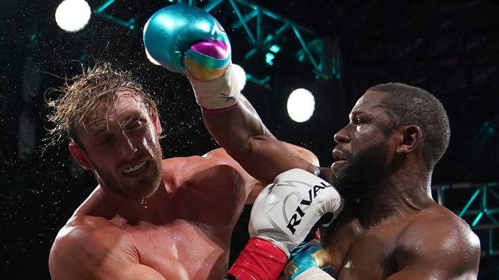 Logan Paul Reveals 'F***ed S***' He Said To Mayweather During Fight
