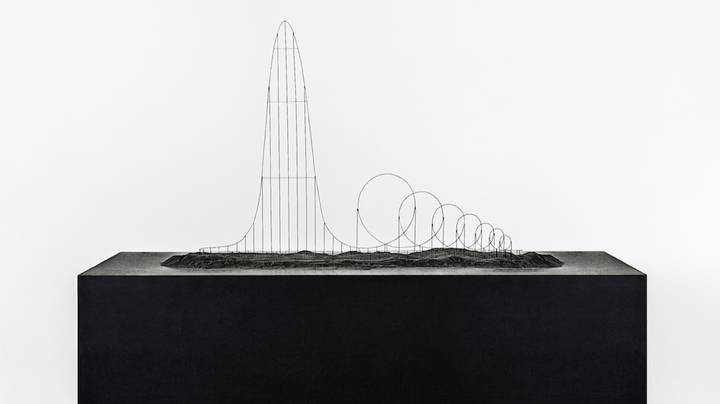 Man Designed 'Euthanasia Coaster' That You Can Only Ride Once