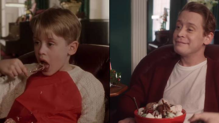 Macaulay Culkin Perfectly Recreates Iconic 'Home Alone' Scenes