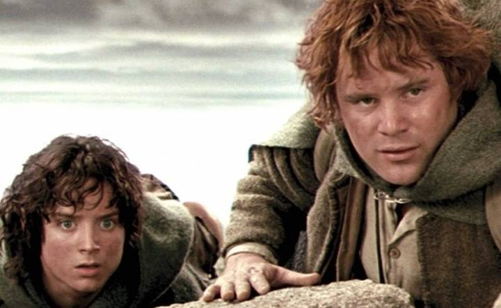 This Is How Long Frodo And Sam's Journey From The Shire To Mount Doom Took