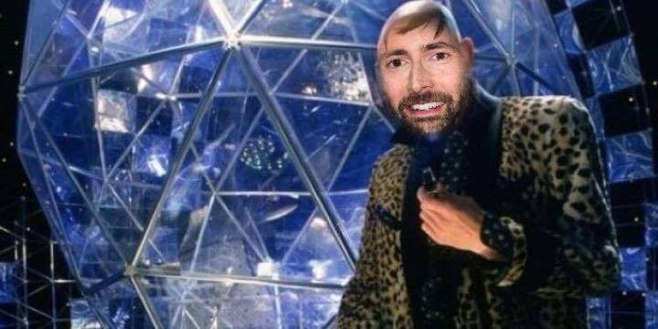 'The Crystal Maze' Is Back And David Tennant Is Favourite To Be New Presenter