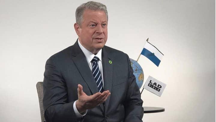 Al Gore Talks Climate Change, Trump And 'An Inconvenient Sequel'